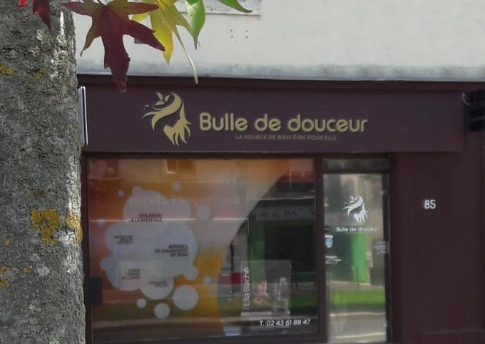 Institut de beauté Bulle de Douceur